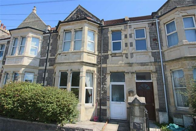 Thumbnail Flat to rent in Dickenson Road, Weston-Super-Mare