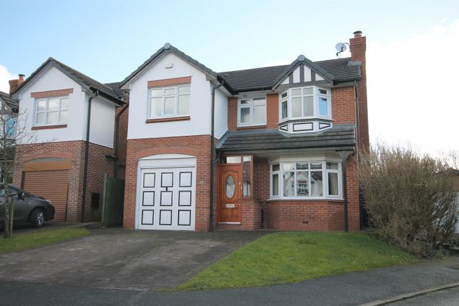 Thumbnail Detached house for sale in Knightswood, Beaumont Chase, Bolton