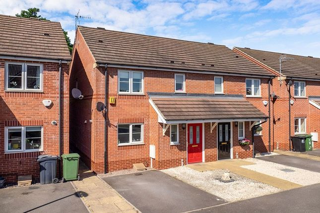 Thumbnail Semi-detached house for sale in Williamson Gardens, Langley Mill, Nottingham