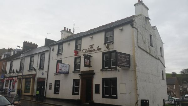 Thumbnail Hotel/guest house for sale in High Street, Lockerbie