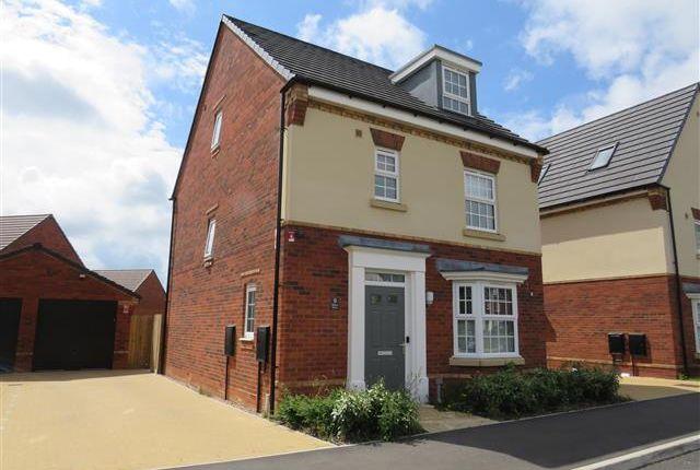 Thumbnail Property to rent in Fabius Drive, Fairfield, Milton Keynes