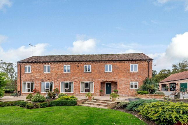 Thumbnail Detached house for sale in The Barn, Kenwick, Louth, Lincolnshire