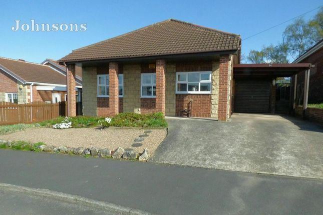 Thumbnail Detached bungalow for sale in Birch Tree Close, Barnby Dun, Doncaster.