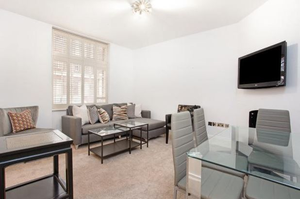 1 bed flat to rent in Gloucester Place, Marylebone, London W1U