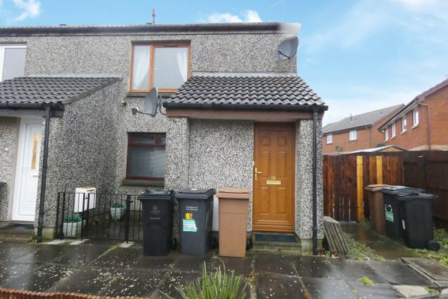 Front View of Loirston Avenue, Cove Bay, Aberdeen, Aberdeenshire AB12