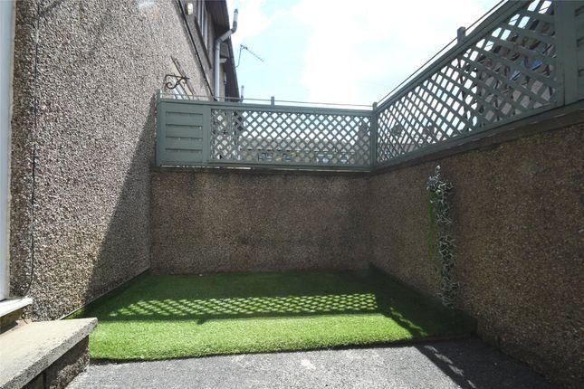 Rear Yard of Mary Street, Rishton, Blackburn, Lancashire BB1