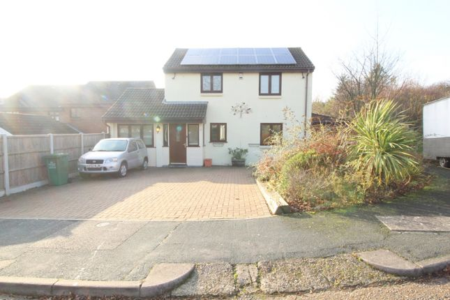 Thumbnail Detached bungalow for sale in Paynters Mead, Basildon, Essex