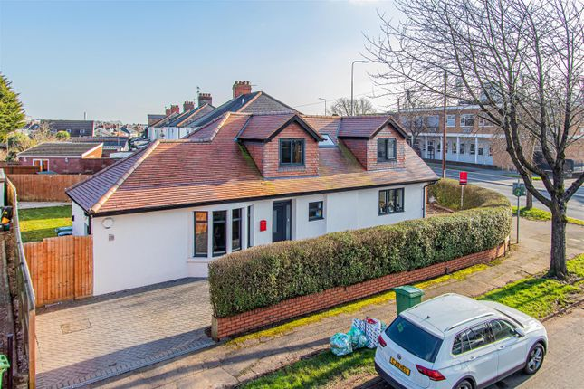 Thumbnail Detached house for sale in Keynsham Road, Heath, Cardiff