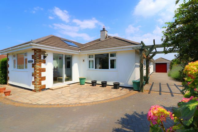Thumbnail Detached bungalow for sale in Peguarra Close, St Merryn