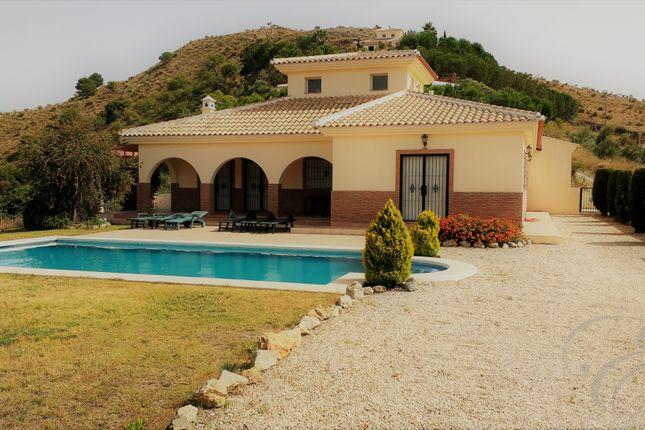 Viñuela, Axarquia, Andalusia, Spain