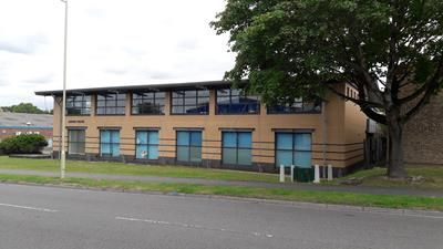 Thumbnail Light industrial to let in Linmar House, Portway East Business Park, Andover, Hampshire