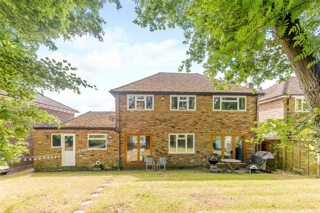 Thumbnail Detached house for sale in Newark Road, Windlesham, Surrey