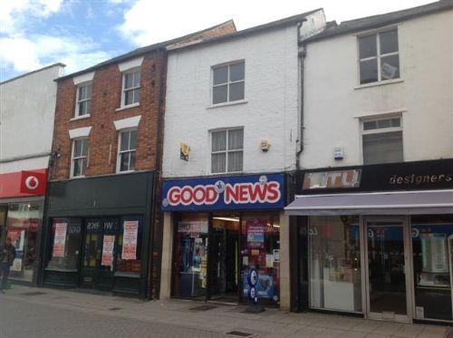 Thumbnail Retail premises for sale in Kettering, Northamptonshire