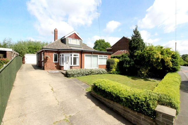 Thumbnail Detached bungalow for sale in Hobman Lane, Cranswick, Driffield