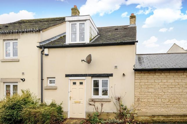 Thumbnail Terraced house to rent in Orchid Way, Carterton