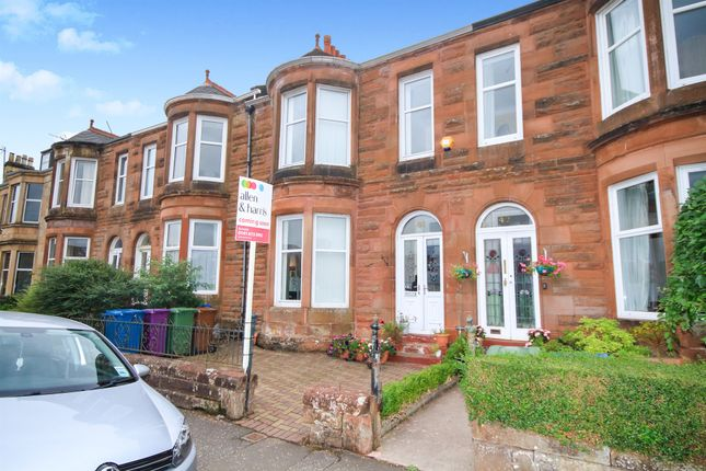 Thumbnail Terraced house for sale in Berridale Avenue, Glasgow
