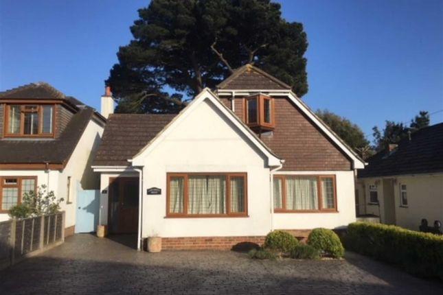 Thumbnail Bungalow to rent in Wicklea Road, Wick, Dorset