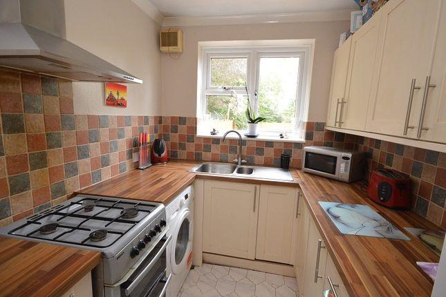 Kitchen of Field Close, Chessington, Surrey. KT9