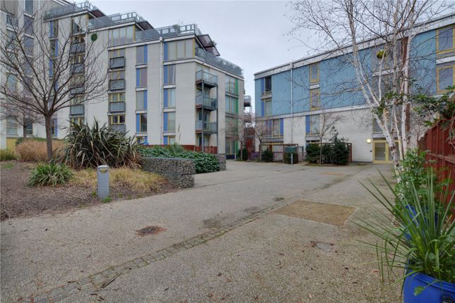Communal Gardens of Kilby Court, Southern Way, Greenwich, London SE10