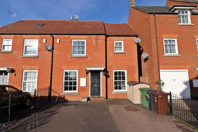 Semi-detached house for sale in Goldsmith Way, St.Albans