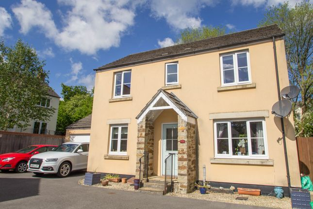 Thumbnail Detached house for sale in Dipper Drive, Whitchurch, Tavistock