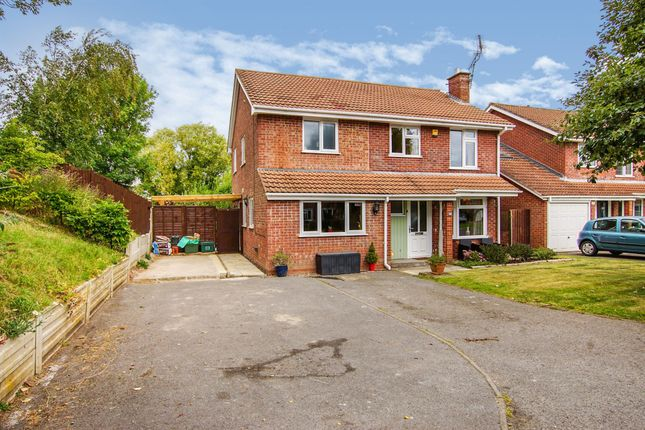 Thumbnail Detached house for sale in Farm Lees, Charfield, Wotton-Under-Edge