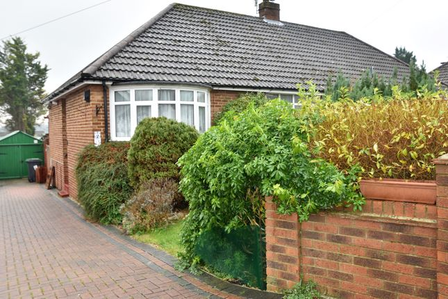 Thumbnail Semi-detached bungalow to rent in Romsey Road, Waterlooville, Hampshire