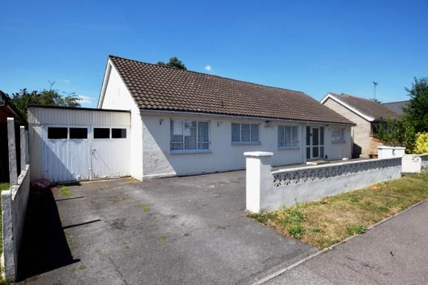 Detached bungalow for sale in Sandon Road, Basildon