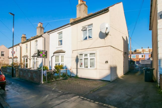 Thumbnail Terraced house to rent in Saxon Road, South Norwood