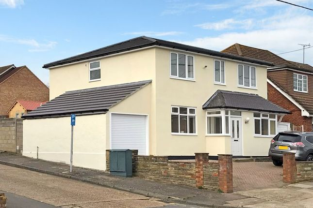 Thumbnail Detached house for sale in Cranham Gardens, Cranham, Upminster
