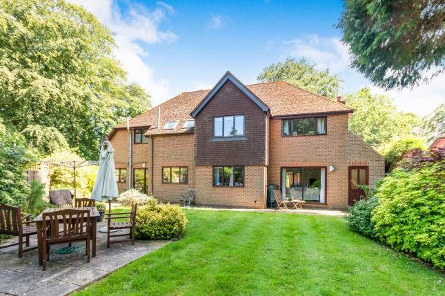 Thumbnail Detached house for sale in Hindhead, Surrey, United Kingdom