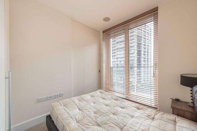 Bedroom Two of Praed Street, London W2