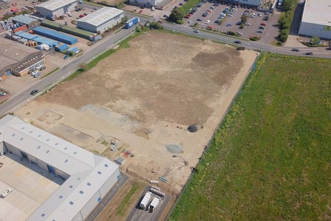 Photo 6 of 4 Plots Of Land, Phoenix Enterprise Park, Lowestoft Industrial Estate NR33