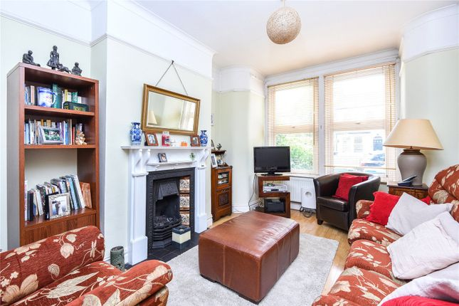 Thumbnail Terraced house for sale in Stanley Road, Bounds Green, London