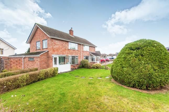 Thumbnail Semi-detached house for sale in Deane Drive, Taunton