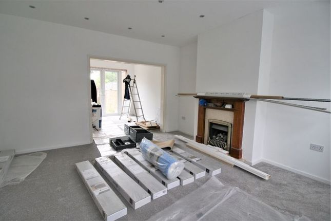 Thumbnail Semi-detached house to rent in Brentwood Road, Gidea Park, Romford