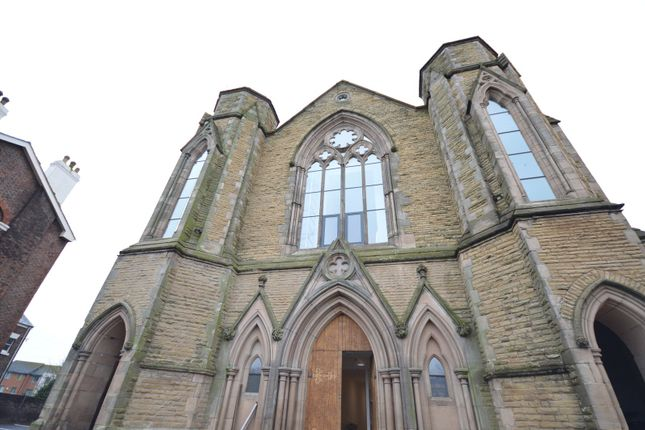 Thumbnail Flat for sale in Belvidere Road, Liverpool