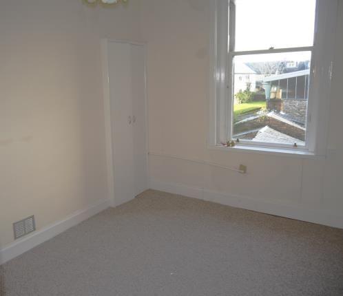 Bedroom of Seamore Street, Largs, North Ayrshire, Scotland KA30