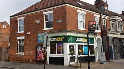 Thumbnail Commercial property for sale in 75 Princes Avenue, Hull
