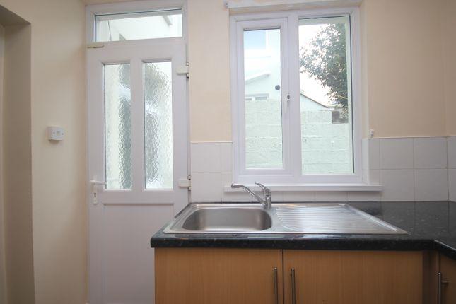 Kitchen Back Door