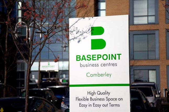 Thumbnail Office to let in London Road, Camberley