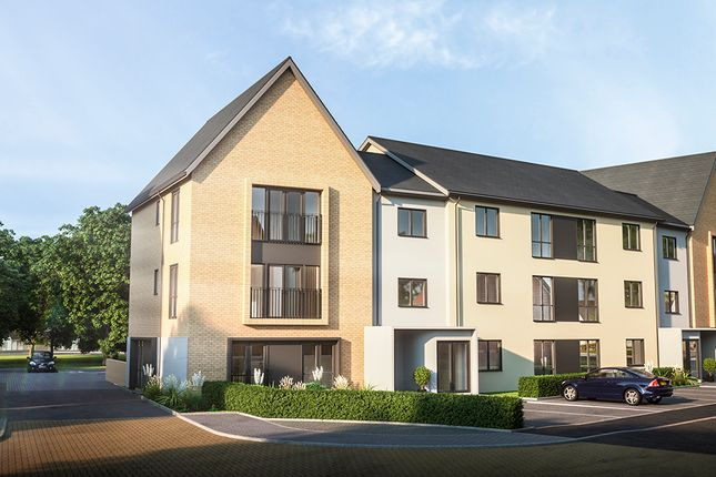 Thumbnail Flat for sale in The Carlton, Reading Gateway, Imperial Way, Reading, Berkshire