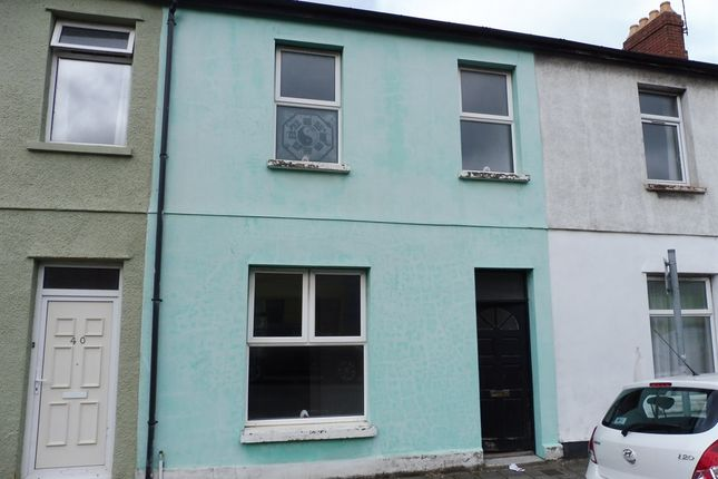 Thumbnail Terraced house for sale in Elm Street, Roath, Cardiff