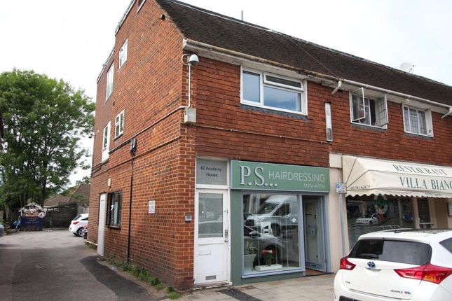 Thumbnail Flat to rent in High Street, Frimley, Surrey.
