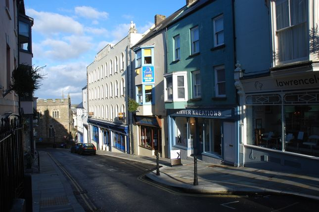Market Street, Haverfordwest SA61