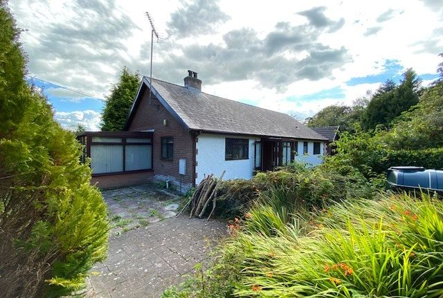 Thumbnail Bungalow for sale in The Retreat, Llanarth