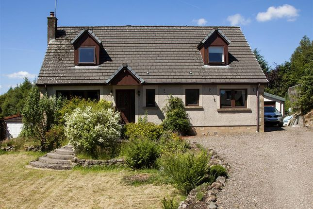 Thumbnail Bungalow for sale in Naemoor Road, Crook Of Devon, Kinross