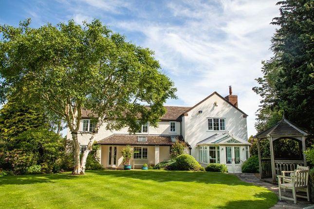 Thumbnail Detached house for sale in Aston, Market Drayton