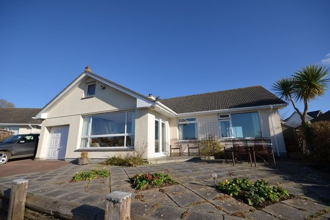 Thumbnail Detached bungalow for sale in Trevallion Park, Feock, Nr Truro, Cornwall