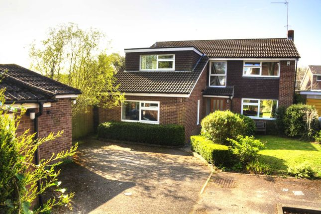 Thumbnail Detached house for sale in Conniston Close, Marlow